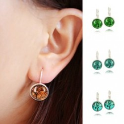 French leverback earrings