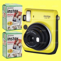 Fujifilm Instax Mini 70 Instant Film Camera  in Nepal 2777MSN 44